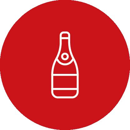 Getränke bei REWE
