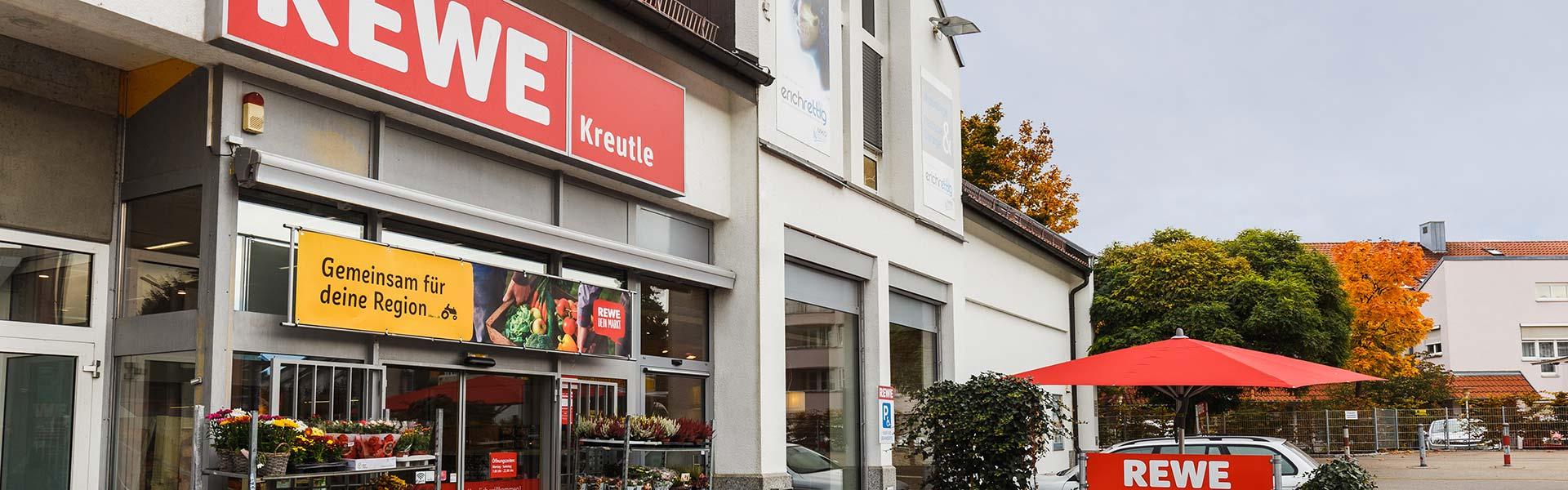 REWE Kreutle in Friedrichshafen